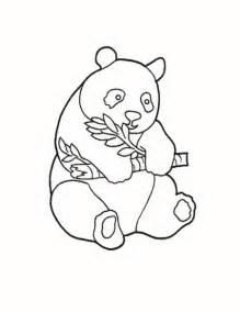 coloring panda panda coloring pages for