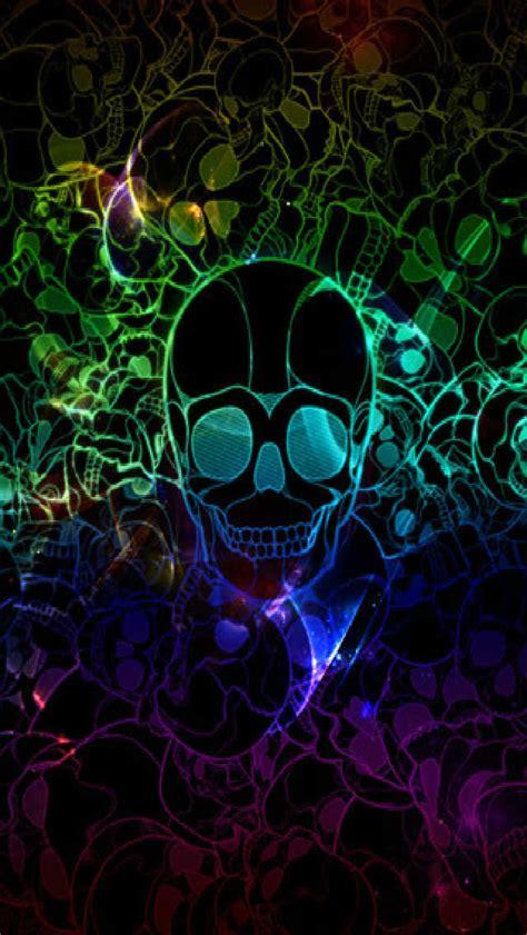 whatsapp skull themes best live wallpaper for iphone wallpapersafari