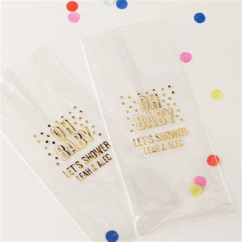 Baby Shower Cellophane Bags by Best 25 Cellophane Bags Ideas On Cellophane