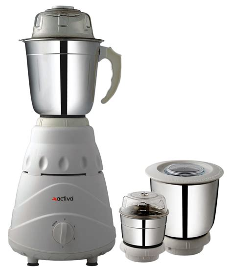 Kitchen Grinder 750 Watts Activa Pearl 750 Watts Mixer Grinder Price In India Buy