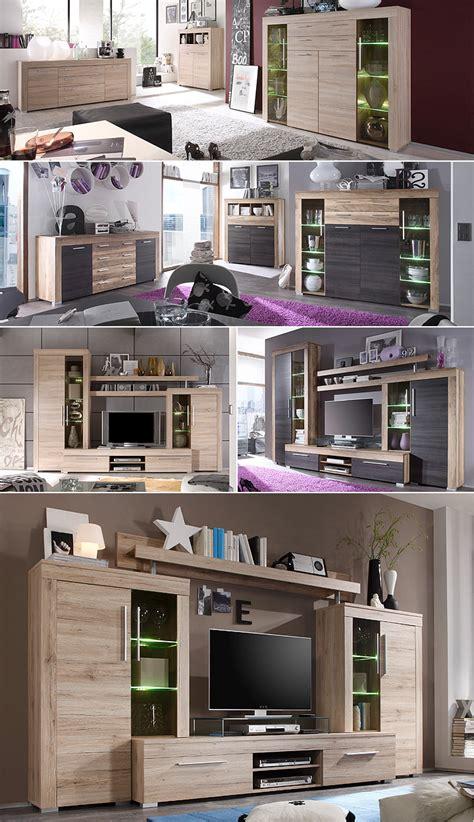 Wohnzimmer Schränke by Sideboard Boom Kommode Wohnzimmer Schrank In Sonoma Eiche