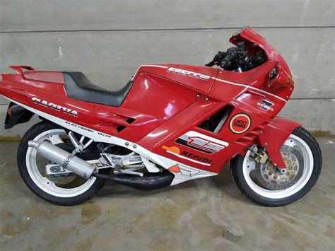 125ccm Motorrad Cagiva by Cagiva Freccia 125 Ccm C12r 5pe 1990 Catawiki