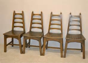 Arts Crafts Style Dining Chairs R3398 Antiques Atlas Craftsman Style Dining Chairs
