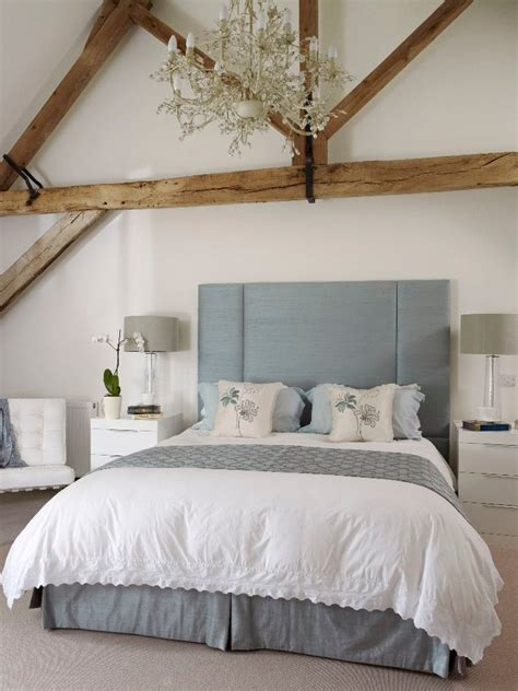 barn conversion bedroom inspired drum l shades in bedroom eclectic with