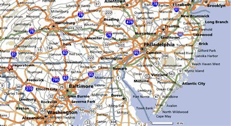 washington dc map new york new york washington dc