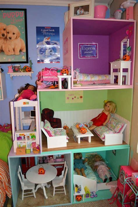 girls dolls houses friday favorites american girl doll house edition kids olivia pinterest