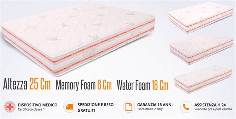 materasso memory foam opinioni materasso memory foam groupon