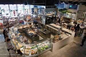 Kitchen Of The Future dean amp deluca bangkok flagship store at mahanakhon cube