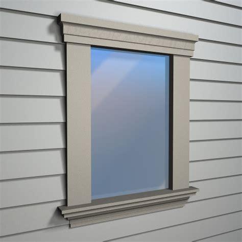 Exterior Window Trim Ideas For Stucco » Home Design 2017