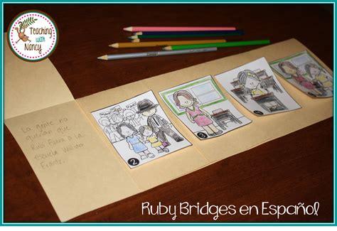ruby bridges biography in spanish bilingual teacher clubhouse ruby bridges en espa 241 ol