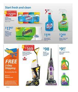 walmart ad household items mar