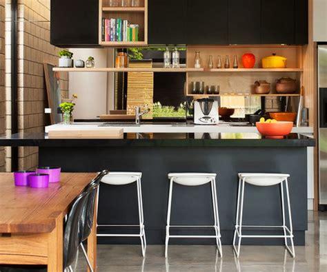 Incroyable Idee Deco Cuisine Ouverte #2: Photo-déco-petite-cuisine-ouverte.jpg
