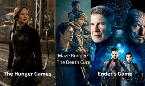 films like the maze runner yahoo 7 movies like maze runner the death cure that were book