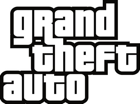 Grand Theft Auto V Logo by Grand Theft Auto