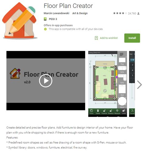 floor plan app android robin bennett s start software blog asbestos software