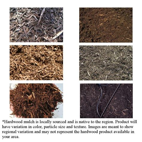 8 cu yd hardwood bulk mulch bkhm8 the home depot