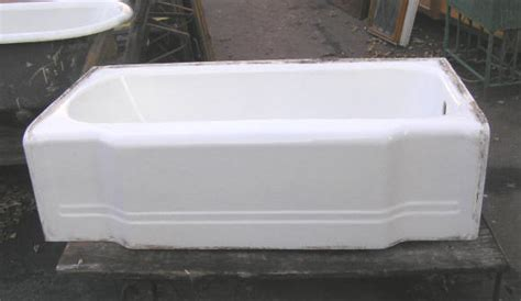 old cast iron bathtub cast iron bathtub kingston brass aqua eden cast iron