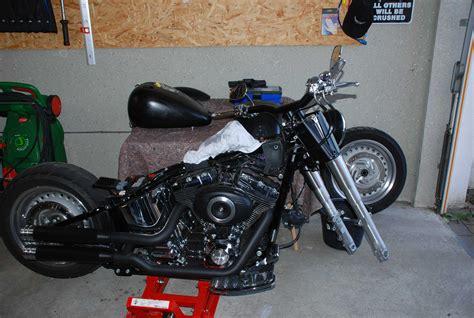Stans Harley Davidson by Stans Umbau Fred S 5 Milwaukee V Forum Harley