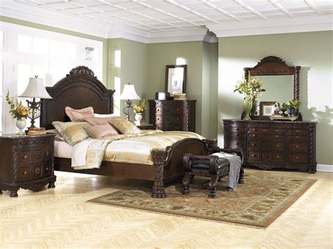 north shore upholstery north shore king panel bed from ashley b553 158 256 197