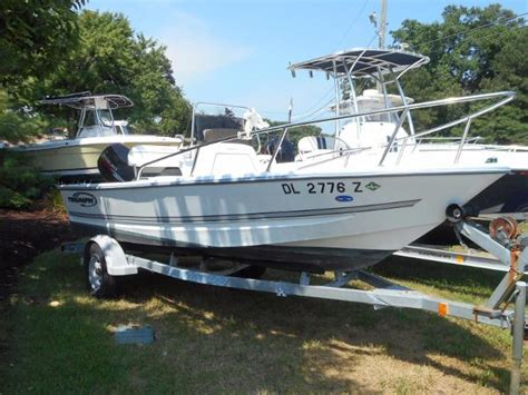 fishing boats for sale united states used freshwater fishing boats for sale in delaware united
