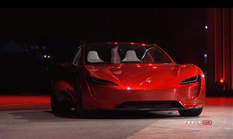 2020 Tesla Roadster Quarter Mile by Tesla Reveals Insanely Fast Next Roadster