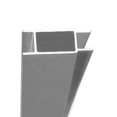 profili per box doccia alluminio profilo di compensazione h per box doccia closet in