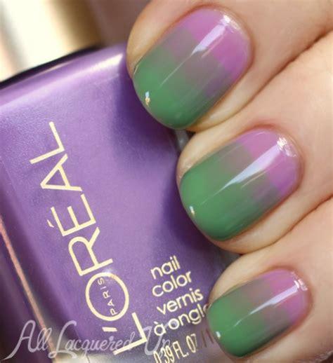 easy nail art gradient 30 easy gradient nail art ideas 2015