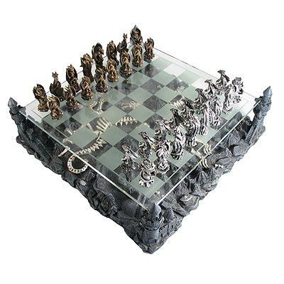 fantasy chess set fantasy mythology theme chess sets your move chess games
