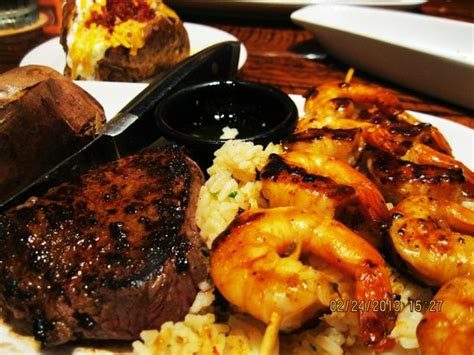 orlando steak houses steak shrimp picture of longhorn steakhouse orlando tripadvisor