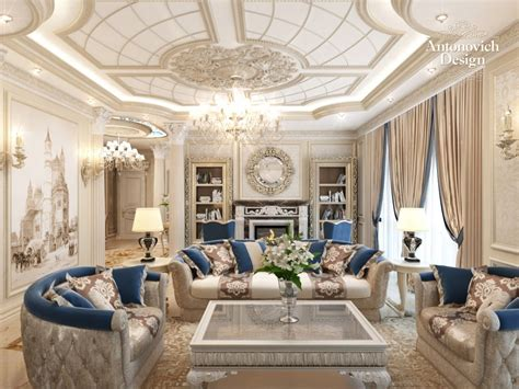 Interior Decoration And Design by Royal Interior Design By Antonovich Design Antonovich