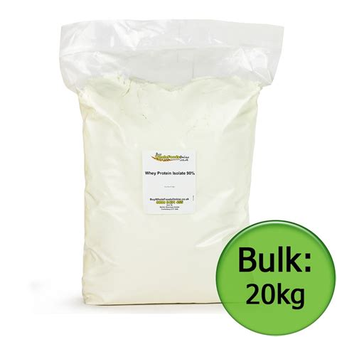 Bulk Protein whey protein isolate 90 20kg bulk buy whole foods