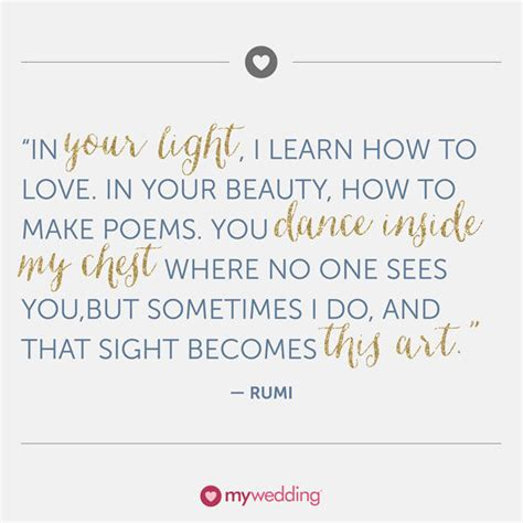 Wedding Quotes Rumi by Quotes About Marriage Mywedding