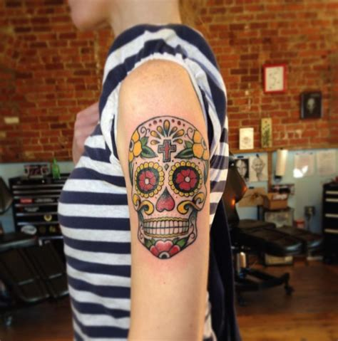 mexican cross tattoo 48 best images about sugar skull designs mexican