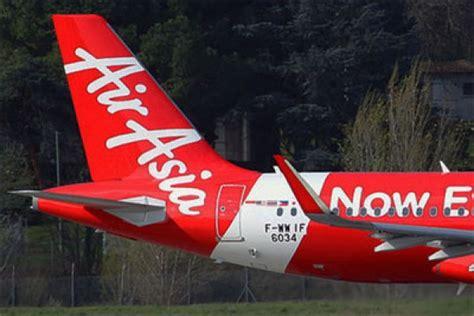 airasia ngurah rai penerbangan airasia berjalan normal di ngurah rai antara