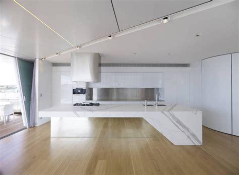 Shabby Chic Kitchens Ideas kitchen bondi penthouse by mpr design group