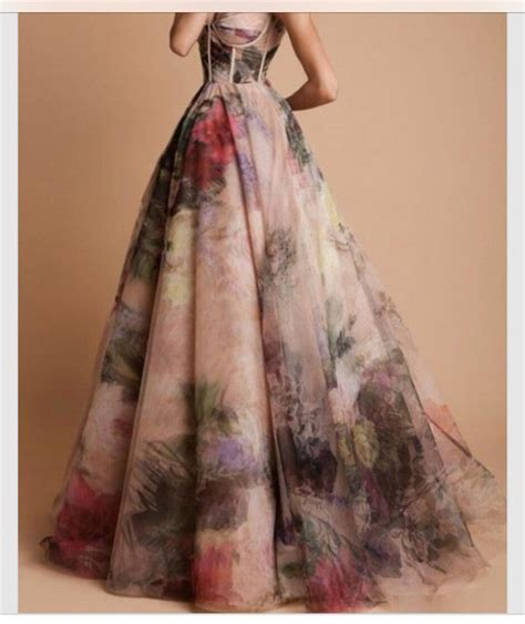 Get The Look Black White Floral Dresses For 100 by Dress Vintage Floral Gown Floral Dress Pink Dress
