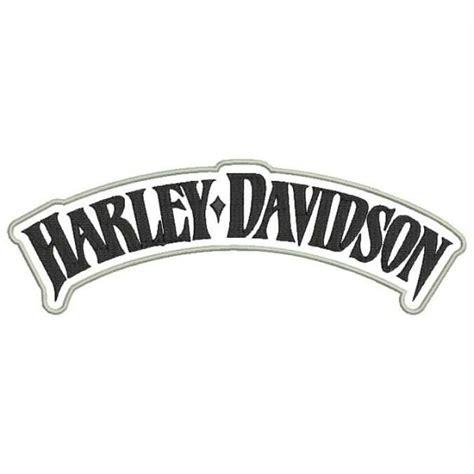 design font harley davidson hd harley logo letters bing images