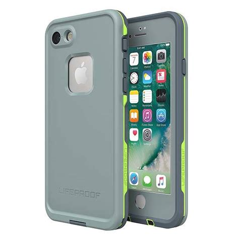 lifeproof fre waterproof iphone  case gadgetsin