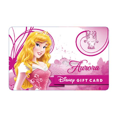 Park Royal Gift Cards - your wdw store disney collectible gift card a royal debut aurora