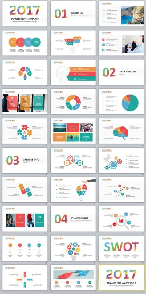 business infographic 30 best infographics swot