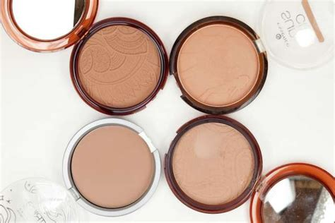Sunlight L Reviews by Catrice Hip Trip Hydrating Bronzing Powder Im Vergleich