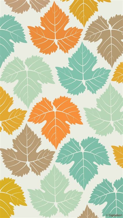 leaf pattern wallpaper leaves pattern iphone wallpapers mobile9 background