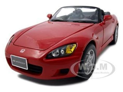Diecast Wheels Honda S2000 Th honda s2000 1 18 diecast model car by maisto 31879 ebay