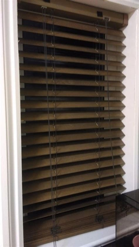 Blinds For Sale Wooden Blinds For Sale In Uk 141 Used Wooden Blinds