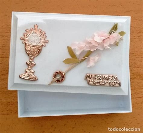 como hacer caja para regalos de primera comunion primera comuni 243 n regalo a 241 os 70 caja