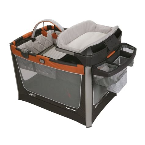 Can Pack And Play Be Used As A Crib by New And Sealed Graco Pack N Play Playard Smart Stations