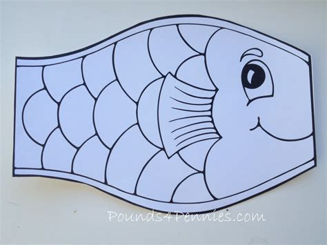 japanese fish kite template how to make a japenese flying fish kite