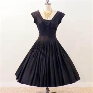1950s party dress 50s full circle skirt dress seymour