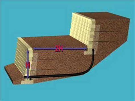 Steep Hill Backyard Ideas How To Build A Terraced Retaining Wall Youtube