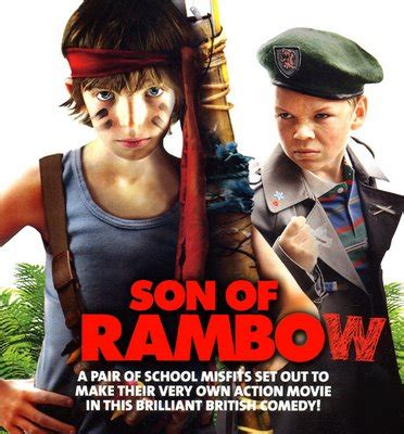 Son Of Rambow 2007 Film Son Of Rambow Zombie Cupcakes